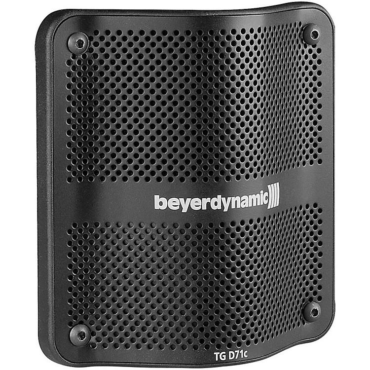 BeyerdynamicTG D71c Professional Kick Drum MicrophoneBlack