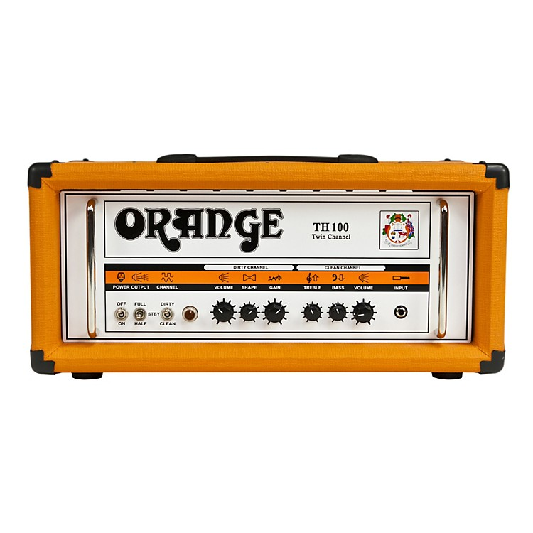 Orange Amplifiers TH100 Tube Guitar Amp Head