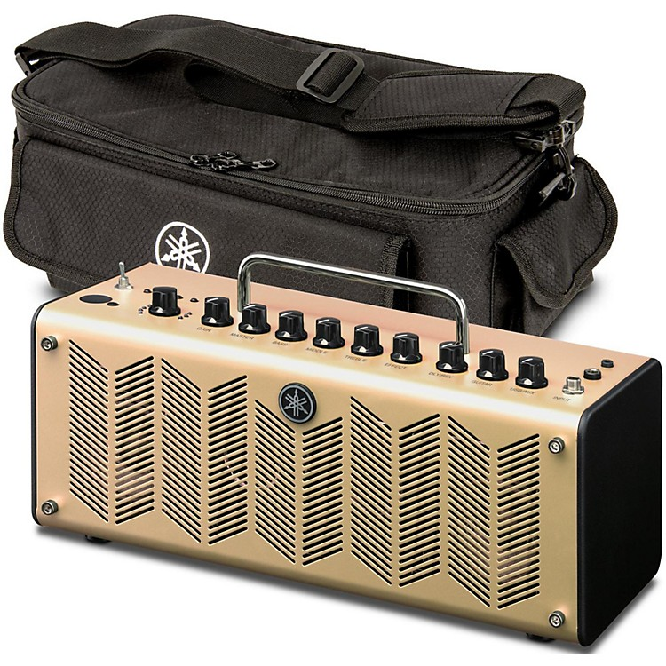Yamaha thr10 battery powered amp head with amp bag music123 for Yamaha thr10 review