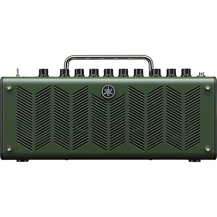 YamahaTHR10X High-Gain Modeling Combo AmpCamouflage Green