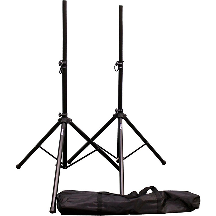 OdysseyTI-SS5012C Dual Speaker Stand Pack