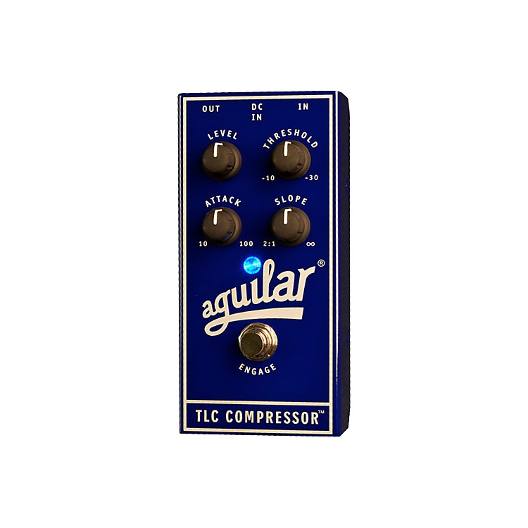 Aguilar TLC Compressor Bass Effects Pedal