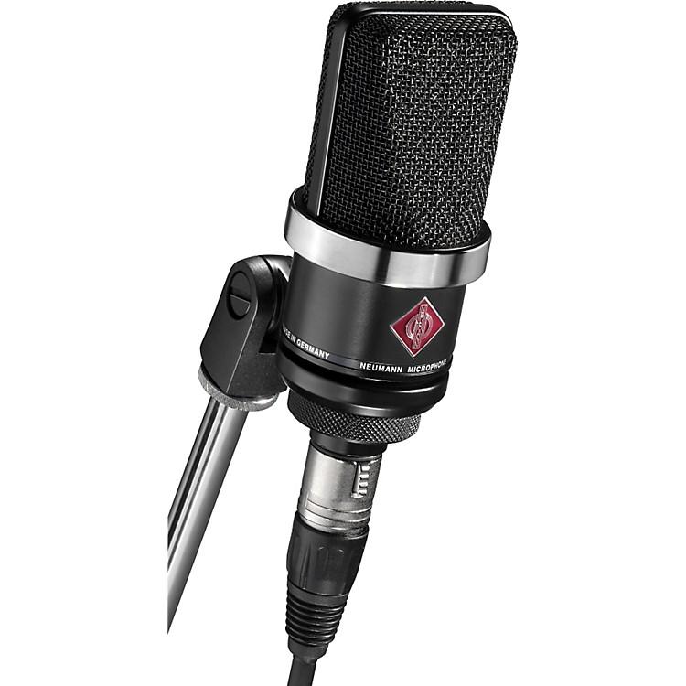 NeumannTLM 102 Condenser MicrophoneNickel Silver