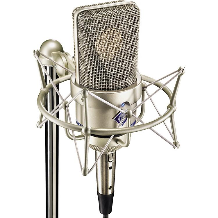 NeumannTLM 103 D MicrophoneNickel Silver