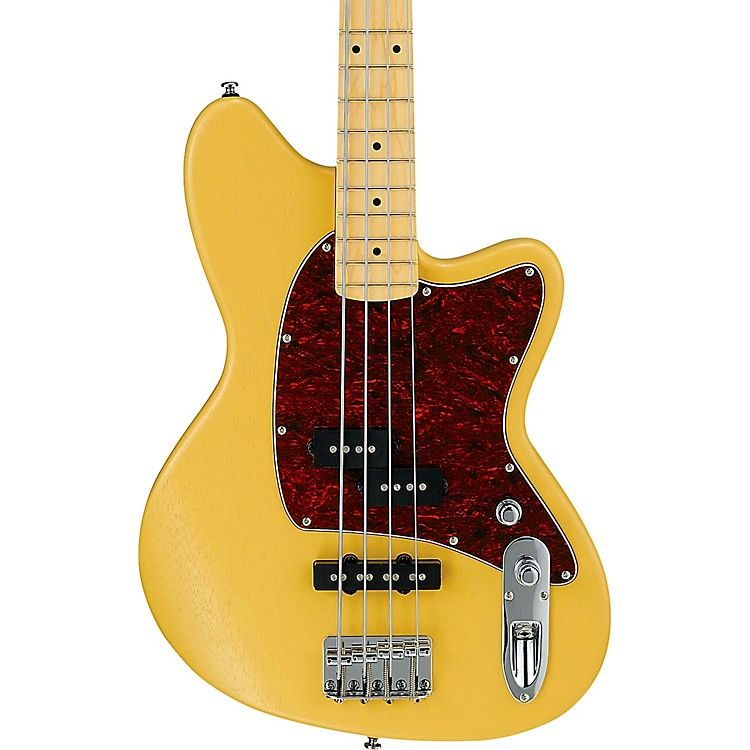 IbanezTMB100M Electric BassMustard Yellow Flat