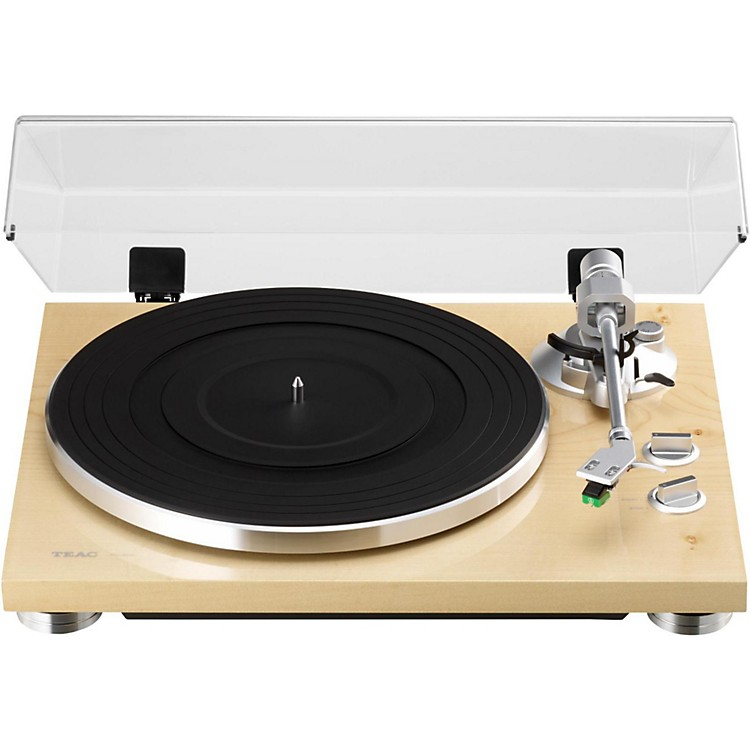 TEACTN-300 Analog Record Player with Phono EQ and USBNatural