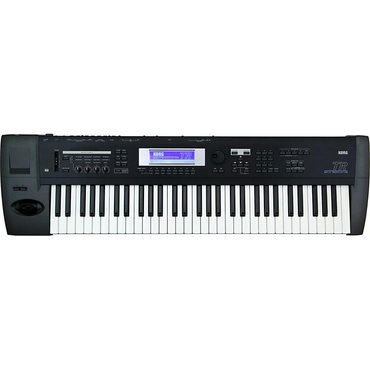 korg tr 61 61 key keyboard workstation music123. Black Bedroom Furniture Sets. Home Design Ideas