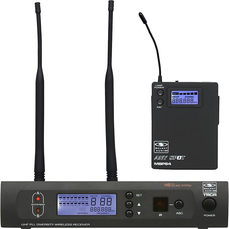 Galaxy AudioTRC 64HS Headset Wireless System