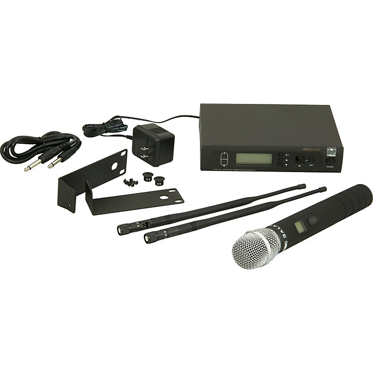 Galaxy AudioTRC/HH64SC Handheld Wireless System
