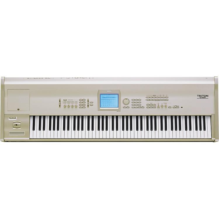 korg triton studio 88 key workstation keyboard music123. Black Bedroom Furniture Sets. Home Design Ideas