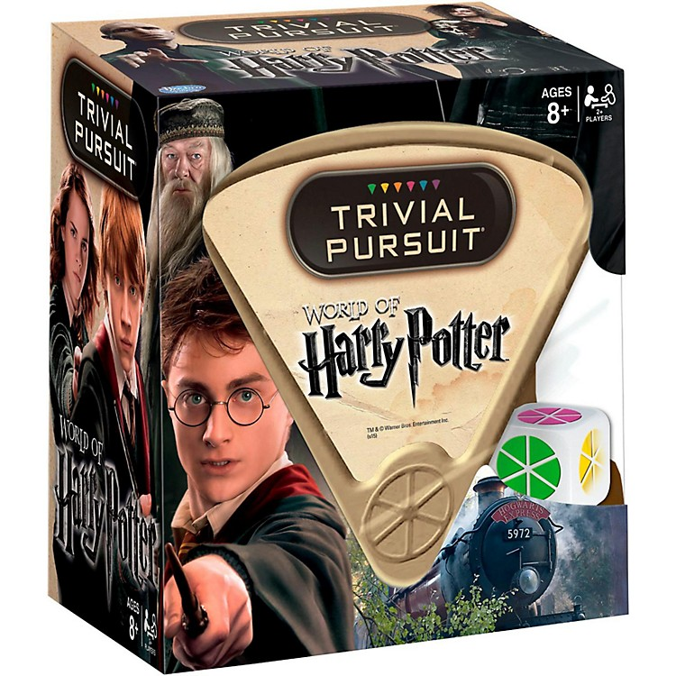 USAOPOLYTRIVIAL PURSUIT: World of HARRY POTTER Edition