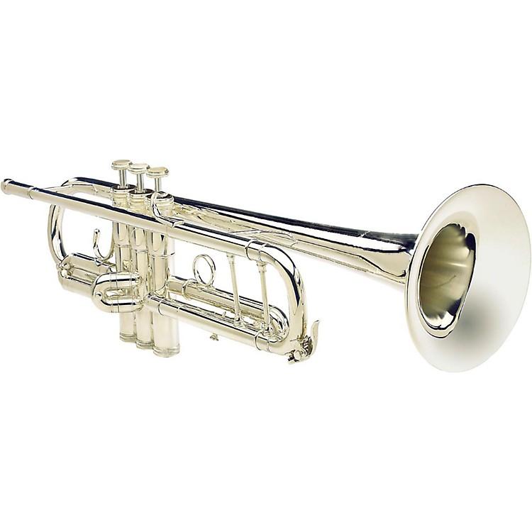 S.E. SHIRESTRQ10S Q-Series Professional Bb TrumpetSilver