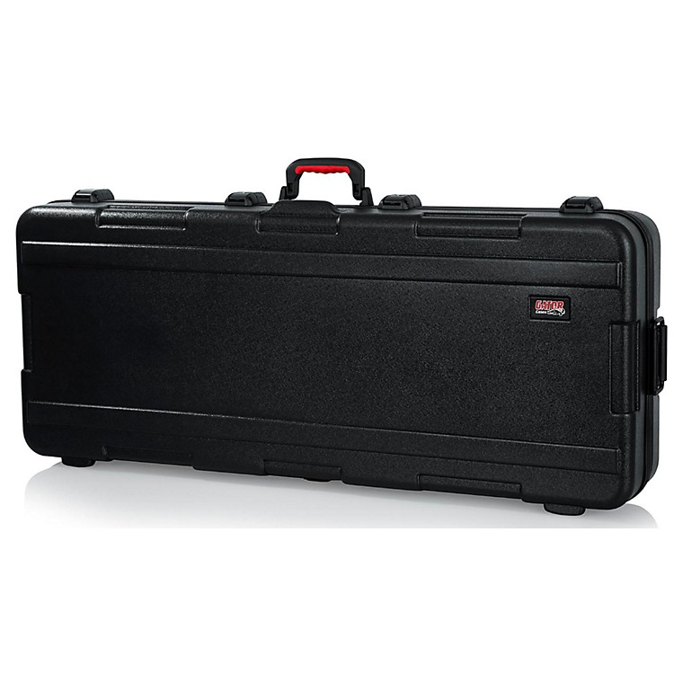 Gator TSA ATA Deep 76-note Keyboard Case with Wheels 76 Key