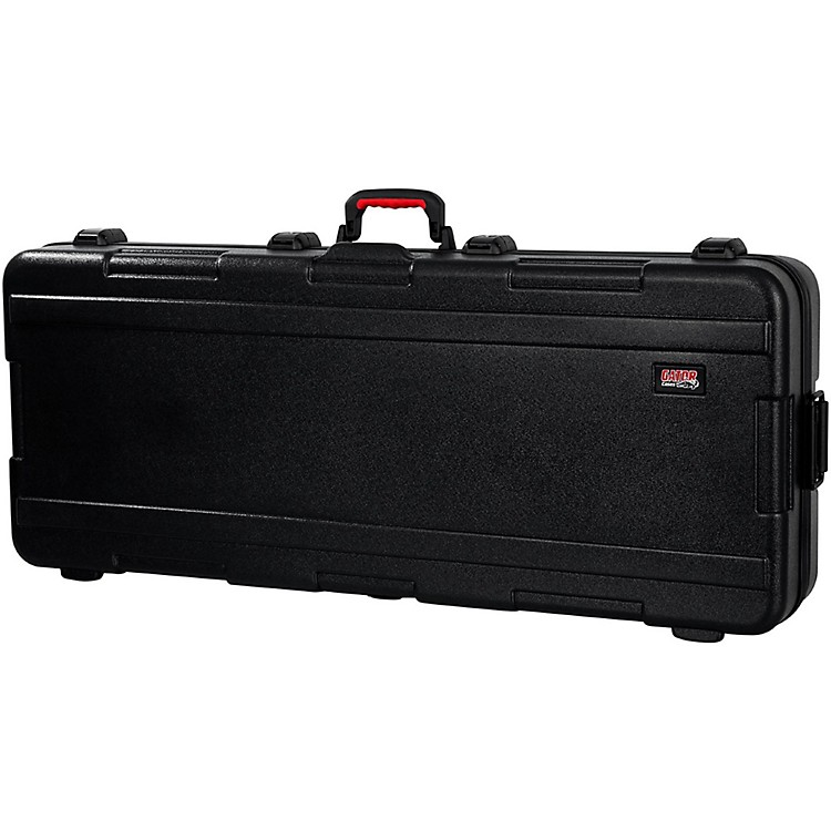 Gator TSA ATA Slim 88-Note Keyboard Case with Wheels 88 Key