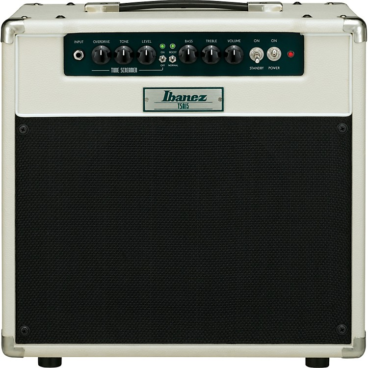 Ibanez TSA15 Tube Screamer 15W 1x12 Tube Guitar Combo Amp