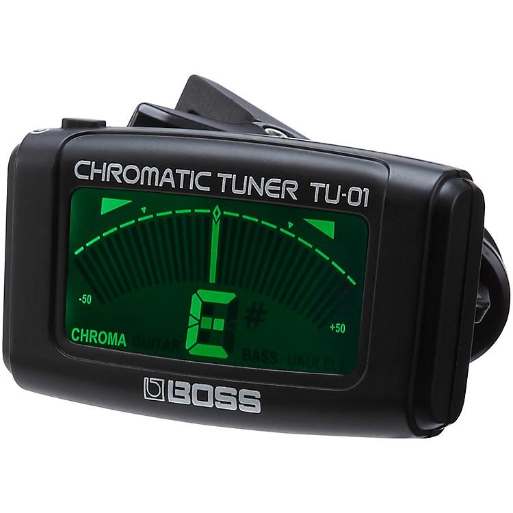 BossTU-01 Chromatic Tuner