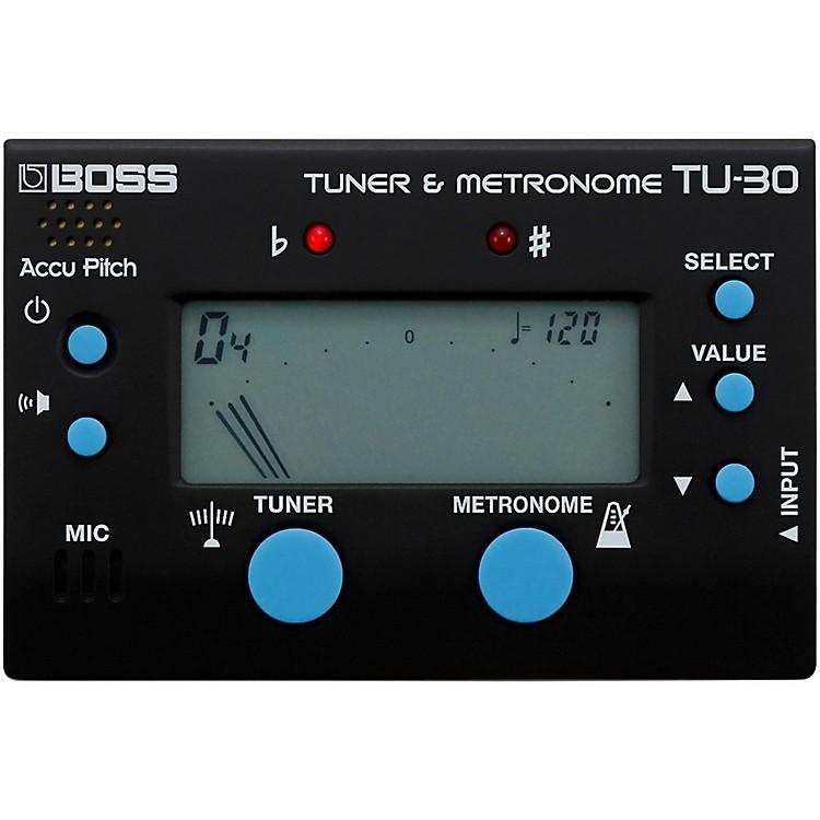 BossTU-30 Metronome & Tuner Combo