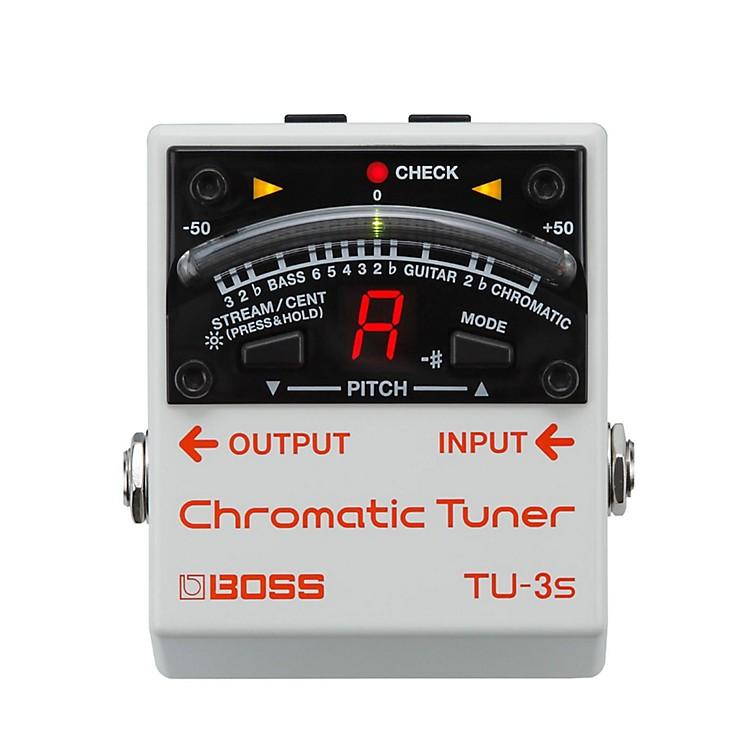 BossTU-3S Chromatic Tuner