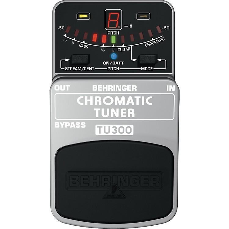 BehringerTU300 Chromatic Pedal Tuner