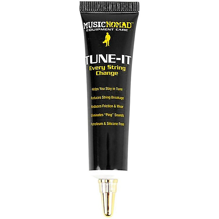 MusicNomad TUNE-IT Lube - Nut, Bridge, Saddle, String Guide