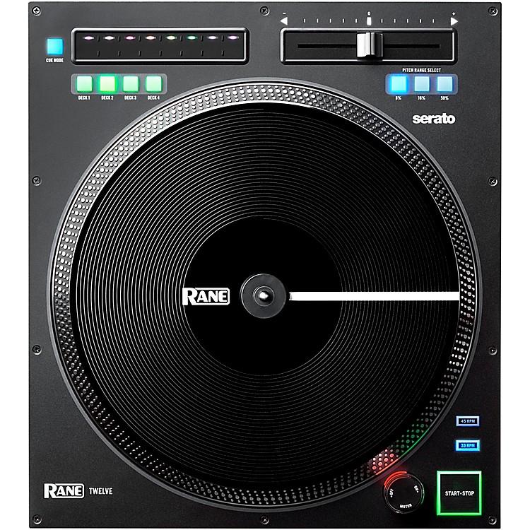 RaneTWELVE Motorized DJ Battle MIDI Controller