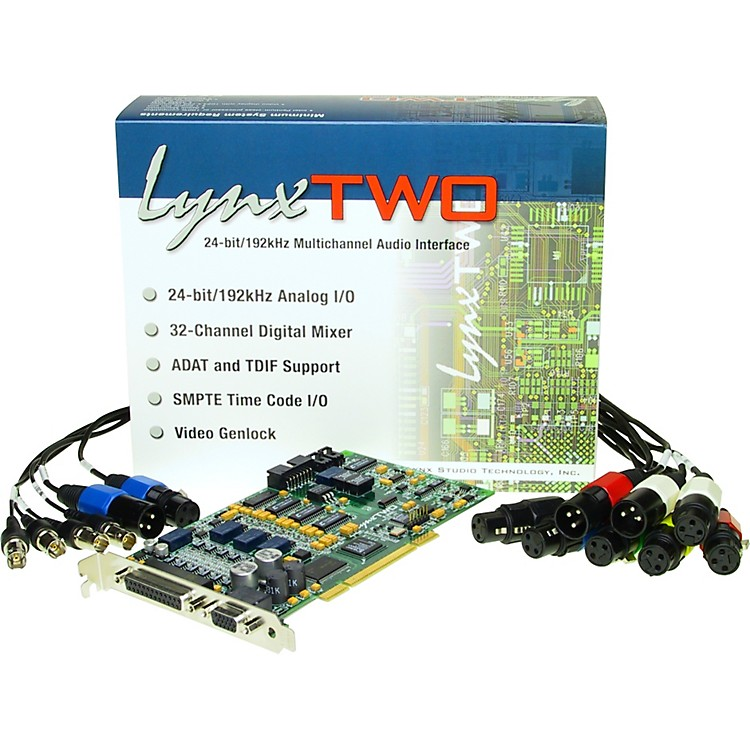 LynxTWO-A PCI Card