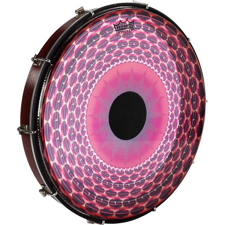 Remo Tablatone Frame Drum Red Radial Clear Tone 12 in.