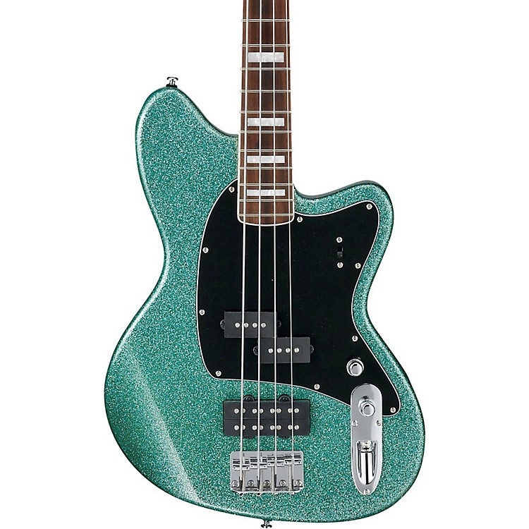 ibanez talman bass tmb310 4 string electric bass guitar turquoise sparkle music123. Black Bedroom Furniture Sets. Home Design Ideas