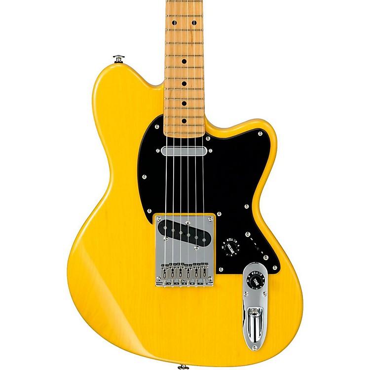 IbanezTalman Prestige Series TM1702AHM Electric GuitarButterscotch Blonde