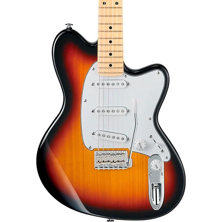 IbanezTalman Prestige Series TM1730M Electric GuitarTri-Fade BurstMaple Fingerboard