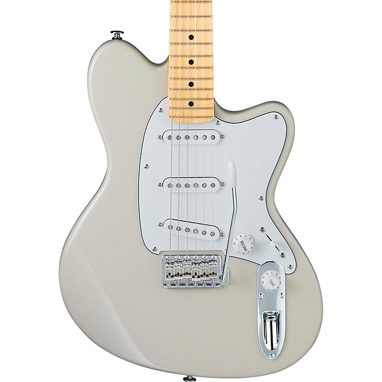 IbanezTalman Prestige Series TM1730M Electric GuitarVintage WhiteMaple Fingerboard
