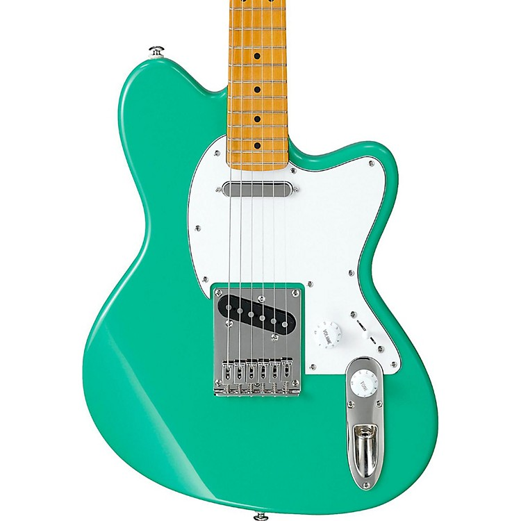 Ibanez Talman Series TM302M Electric Guitar Sea Foam Green