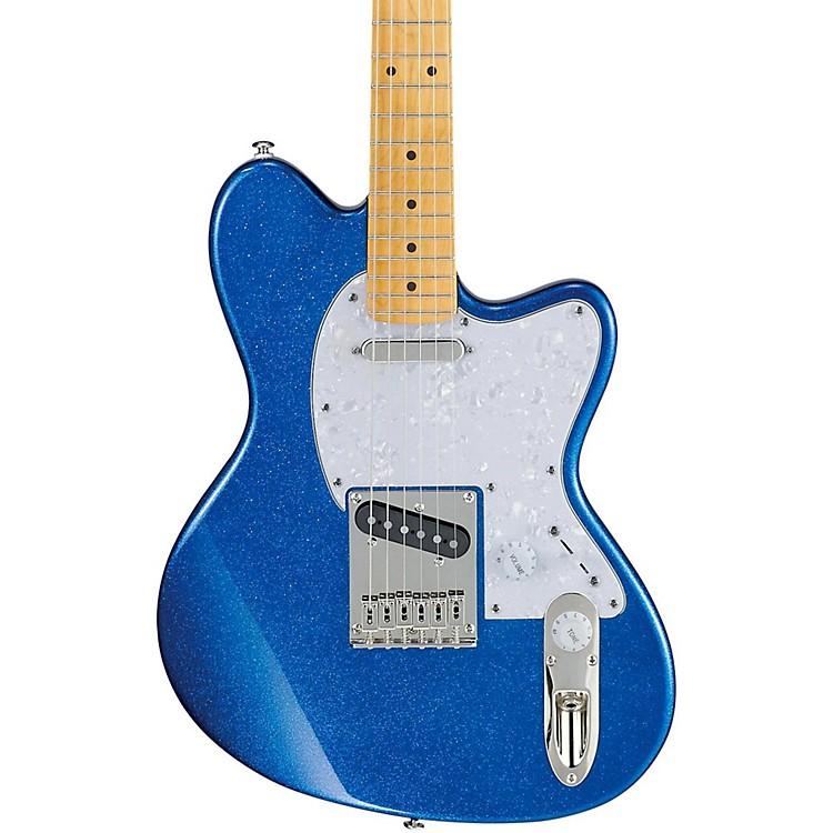 IbanezTalman Series TM302PM Electric GuitarRed Sparkle