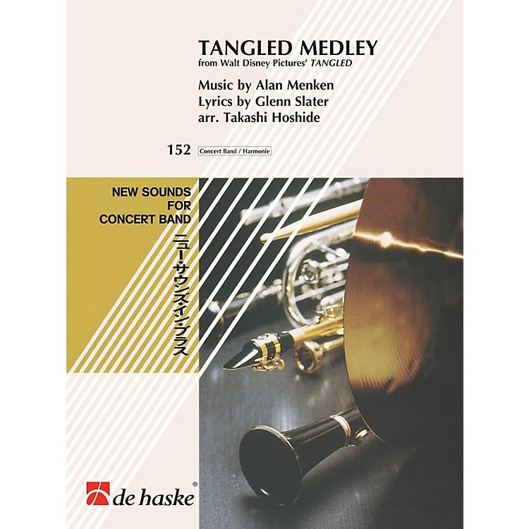 Hal LeonardTangled Medley Concert Band Gr3 Concert Band