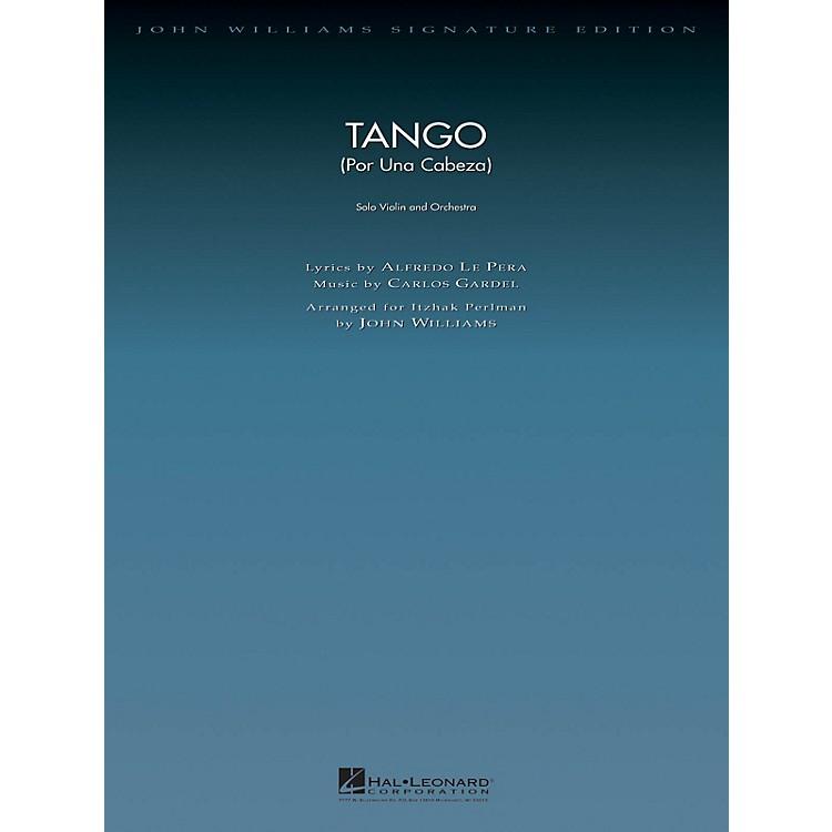 Hal LeonardTango (Por Una Cabeza) John Williams Signature Edition Orchestra Series Arranged by John Williams