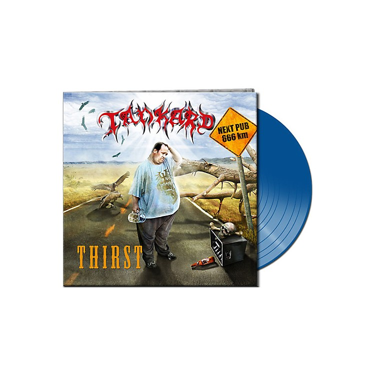 Alliance Tankard - Thirst (Clear Blue Vinyl)
