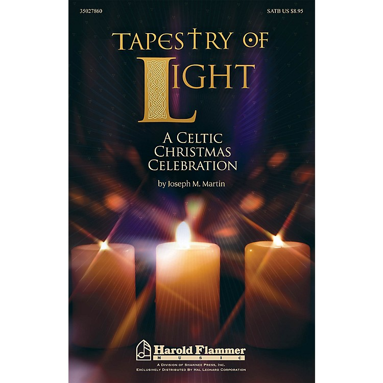 Shawnee PressTapestry of Light (A Celtic Christmas Celebration) ORCHESTRATION ON CD-ROM Composed by Joseph M. Martin
