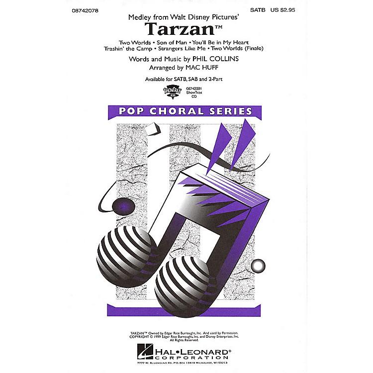 Hal LeonardTarzan (Medley) 2-Part Arranged by Mac Huff