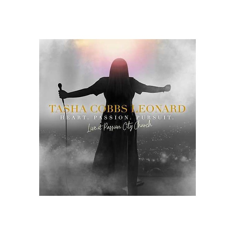 Alliance Tasha Cobbs Leonard - Heart. Passion. Pursuit: Live At Passion City Church (CD)
