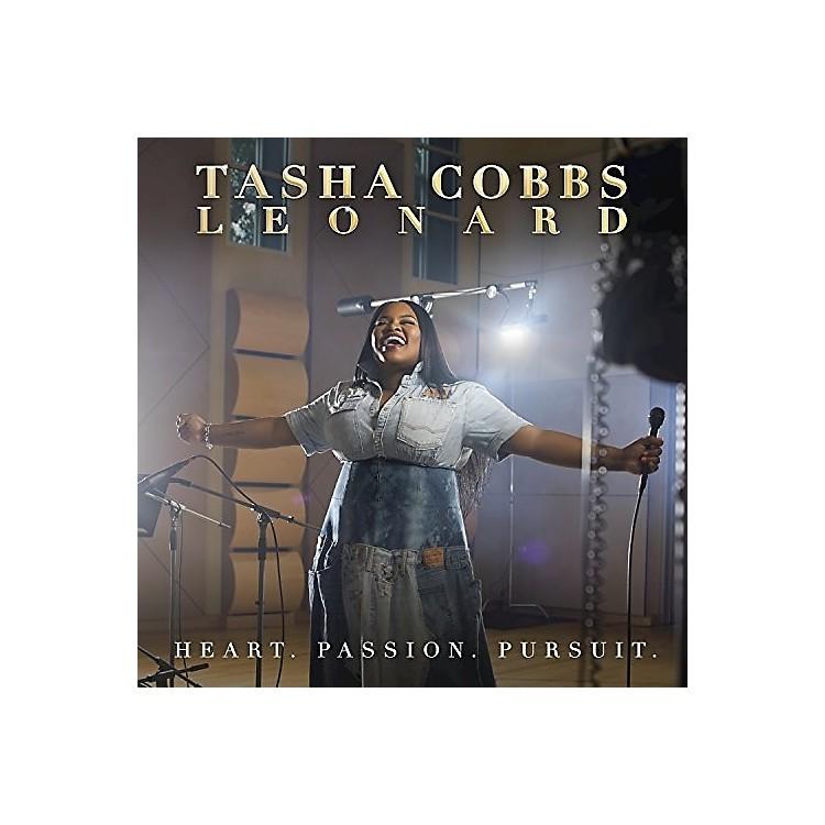AllianceTasha Cobbs Leonard - Heart. Passion. Pursuit. (CD)