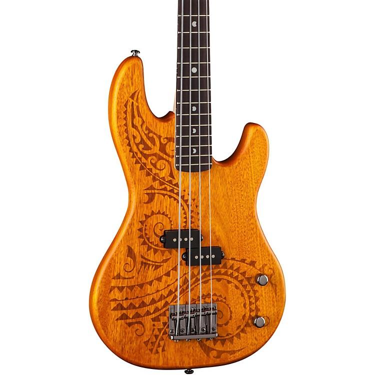 Luna GuitarsTattoo Short Scale Electric Bass