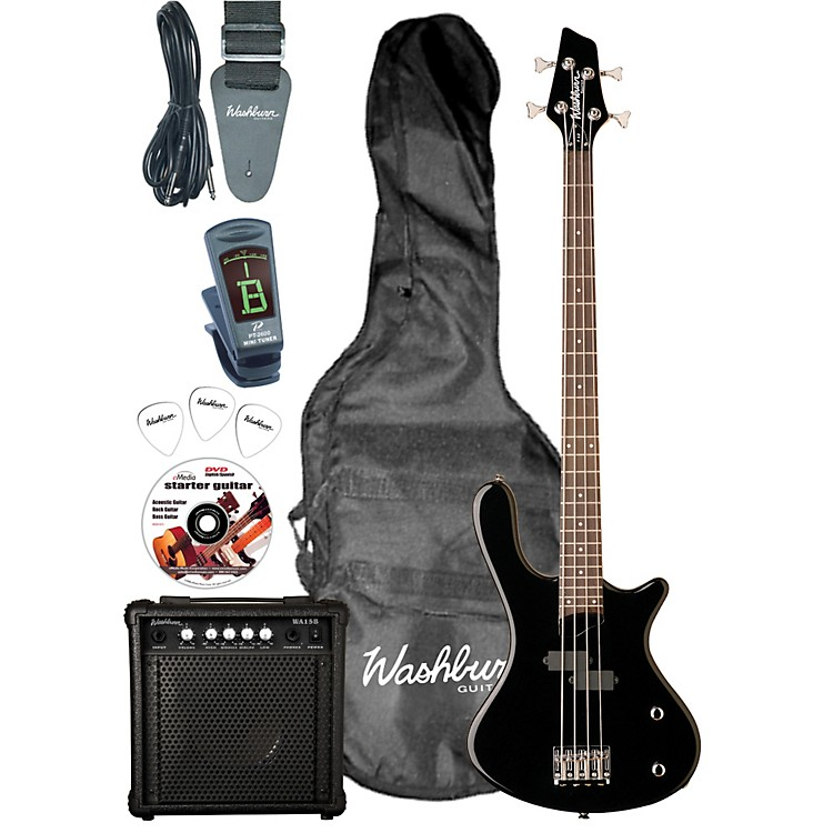 Washburn Taurus T12 Electric Bass Pack