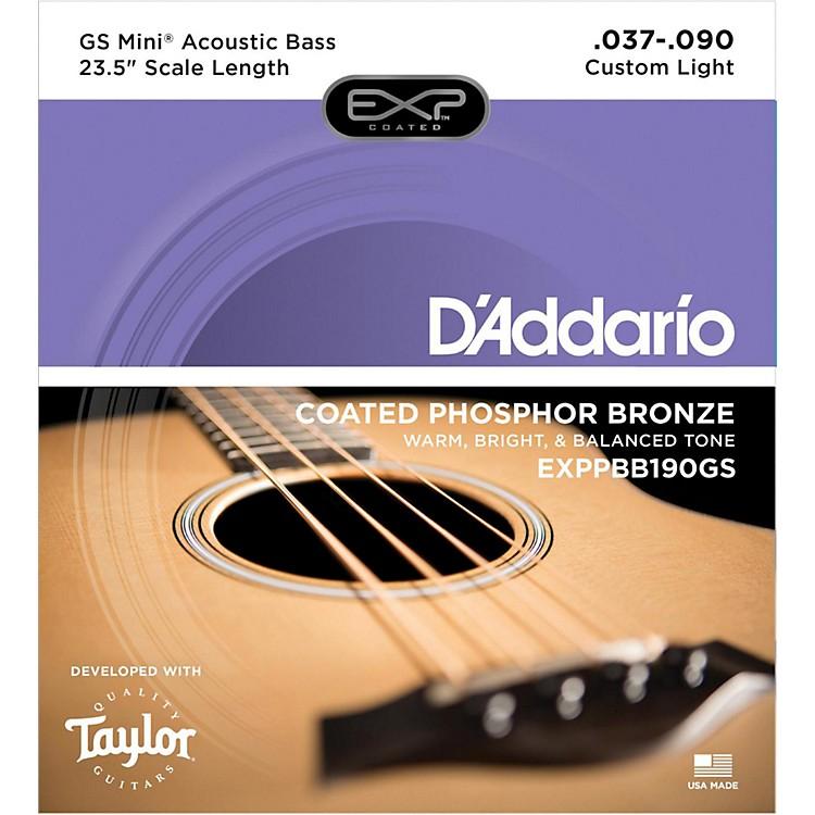 D'AddarioTaylor GS Mini Bass Strings