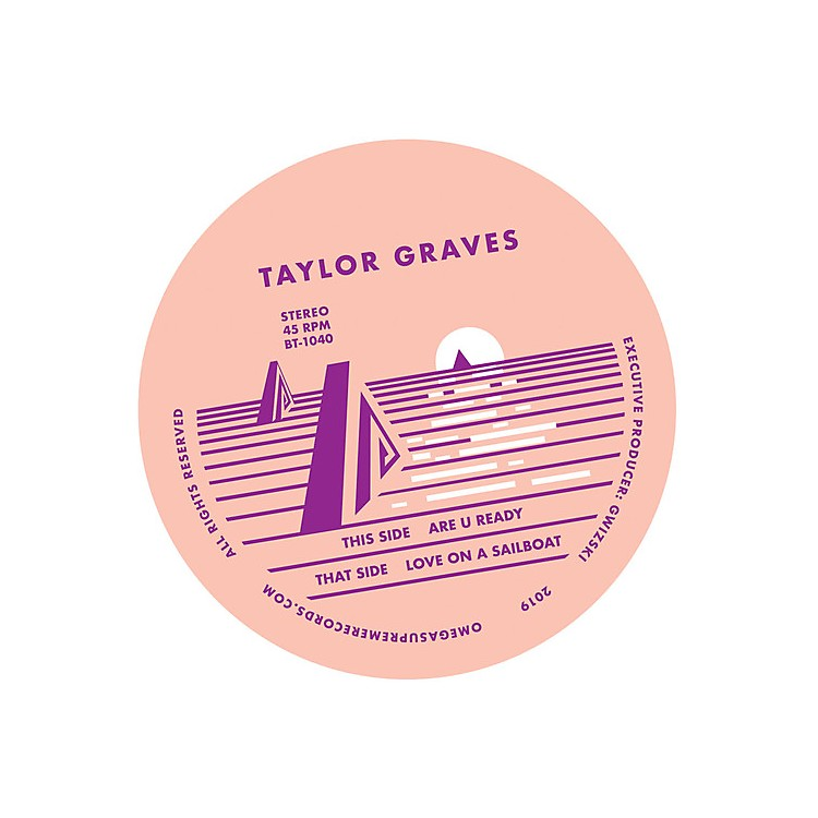 AllianceTaylor Graves - Are You Ready / Love On A Sailboat
