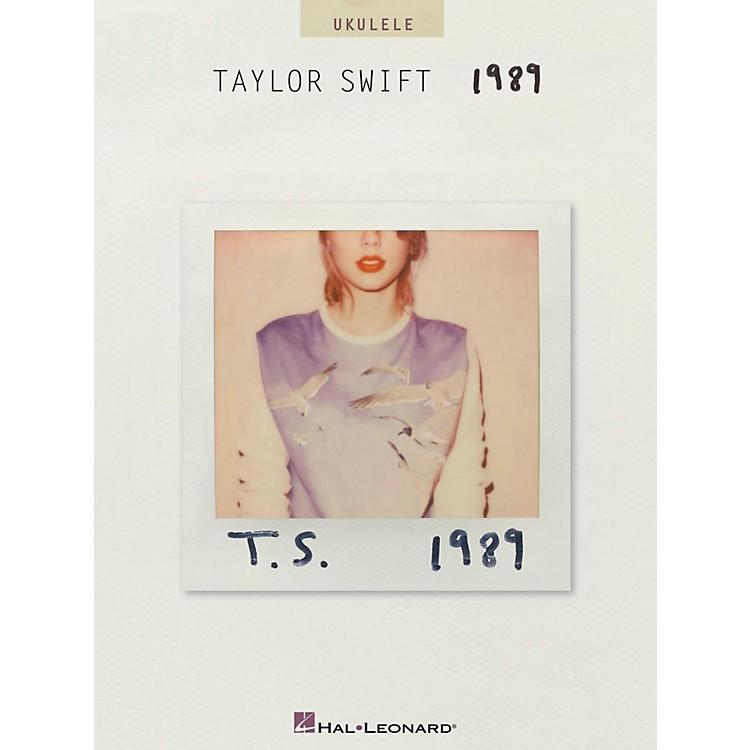 Hal LeonardTaylor Swift - 1989 for Ukulele