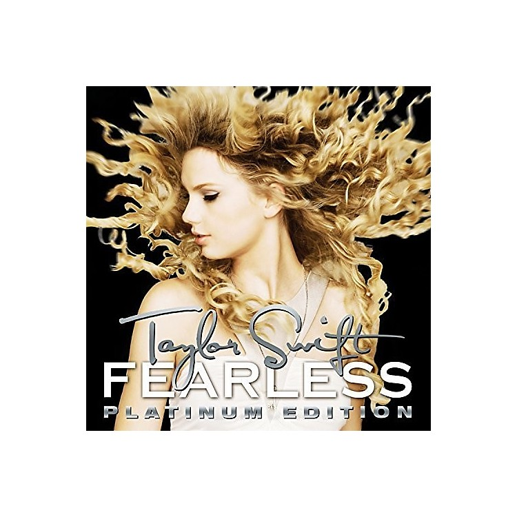 AllianceTaylor Swift - Fearless Platinum Edition