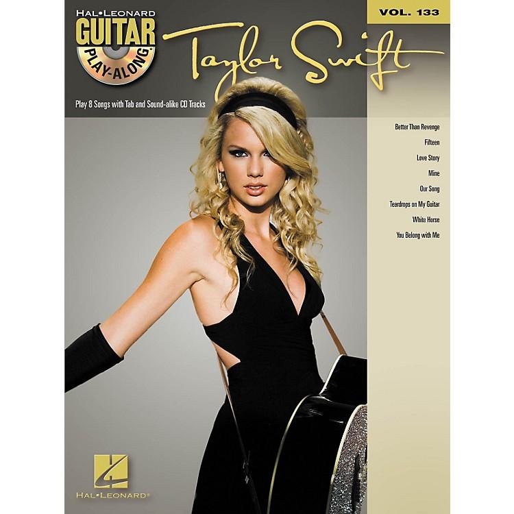 Hal LeonardTaylor Swift - Guitar Play- Along Volume 133 (Book/CD)