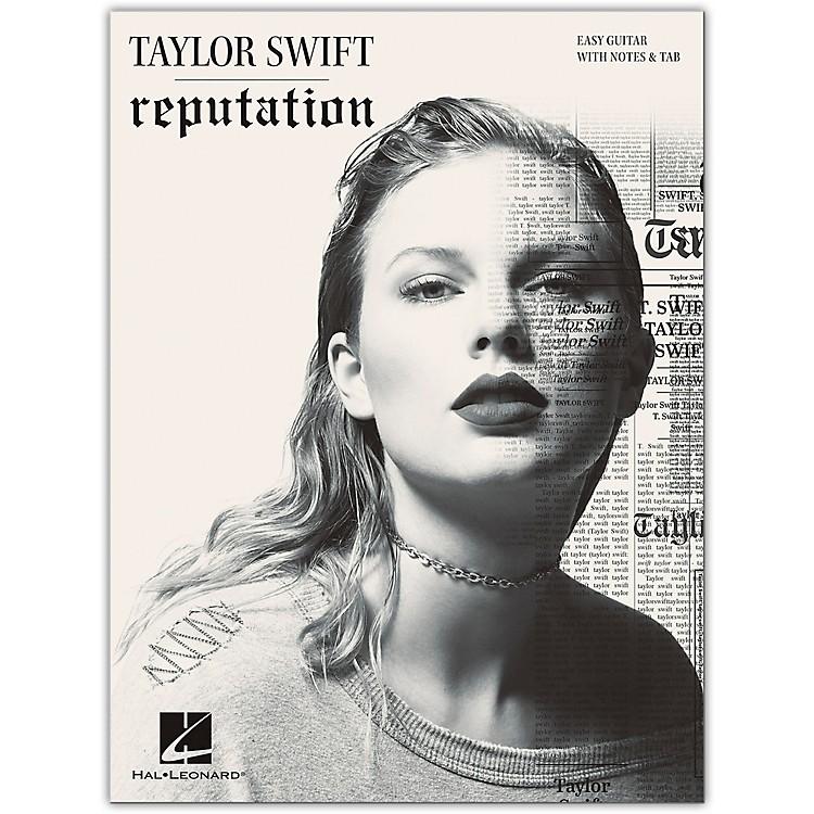 Hal LeonardTaylor Swift - Reputation for Easy Guitar