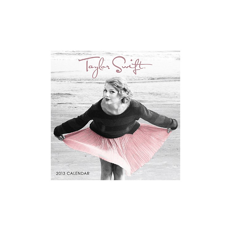 Browntrout PublishingTaylor Swift 2013 Square 12X12 Wall Calendar