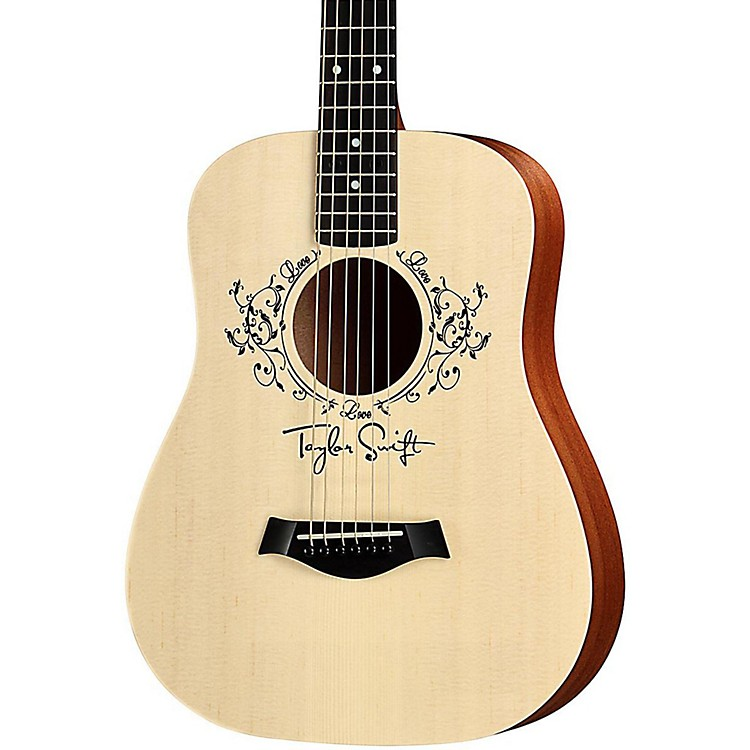 Taylor Taylor Swift Signature Baby Taylor Acoustic-Electric Guitar Natural